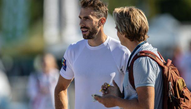 """WK18 Van der Want: 'Op de een of andere manier missen we de topvorm"""""""