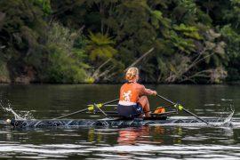 Scheenaard Nieuw-Zeelands kampioen indoorroeien