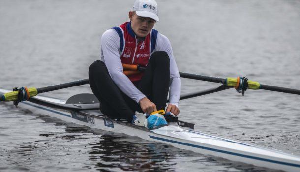 Helwinnaar Obbe Tibben: 'Ik ga voor een olympische lichte dubbel'