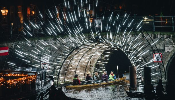 [promotie] Amsterdam Lightfestival toertocht