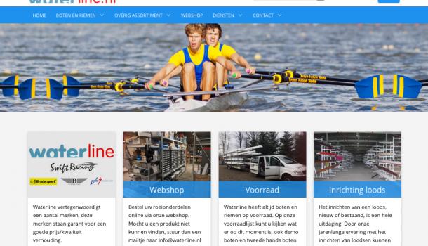 [promotie] Waterline.nl: alles onder één dak