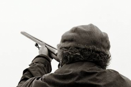 Junioren 't Diep beschoten door jagers