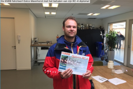 Scullerscoach Meenhorst:  'juiste groepsdynamiek'