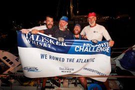 Nederlandse vier wint atlantische oceaanwedstrijd