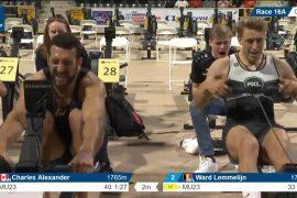Belg Lemmelijn ontpopt zich ook als sterke skiffeur