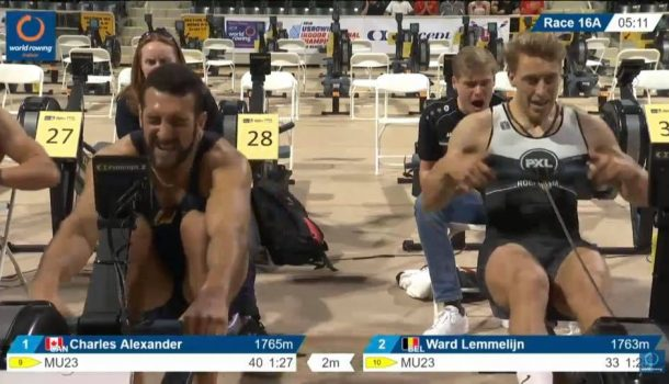 Belg Lemmelijn blijft verbazen: 5:50,3 bij WK