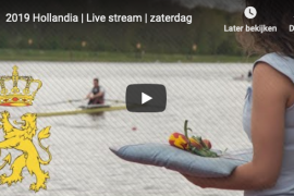 NK van start: videostream live
