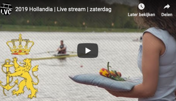 NK van start: videostream live