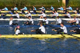 Competitieroeien: 'Het moet logisch worden om na je eerste jaar door te gaan'