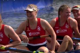 Henley: vrouwen winnen weer in vierzonder