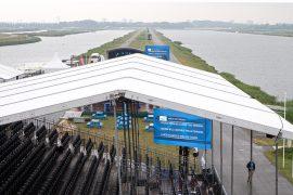 Update WB Rotterdam: voorwedstrijden vanaf 14 uur