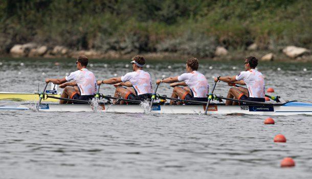 [update] Er liggen vijf medailles op oranje te wachten, eerste finale uitgesteld
