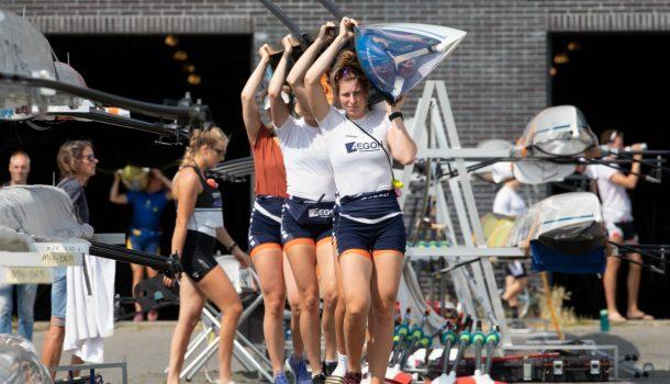 WKvoorbeschouwing vrouwen: drie medailles?