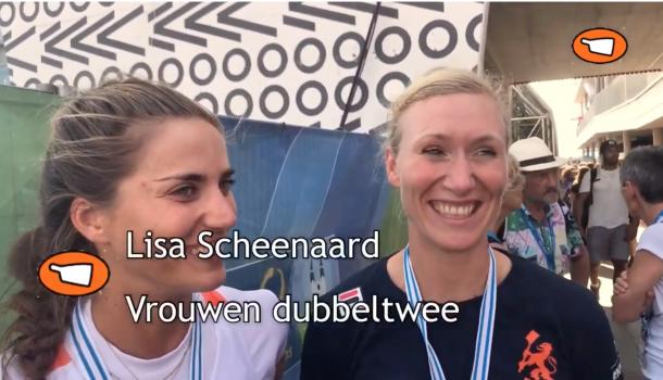 """NLroei.tv: Roos de Jong: """"Gaan, gaan, gaan"""""""