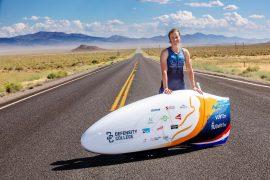 Rosa Bas kon fietsrecord niet heroveren: ''Ik was echt op''