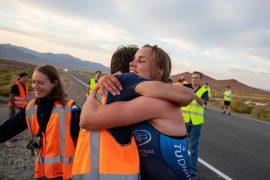Rosa Bas scherpt wereldrecord fietsen aan: 122,12 km per uur