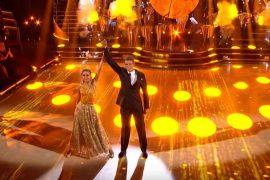 Roeier blijkt slechte danser: James Cracknell eerste afvaller bij Britse wedstrijd
