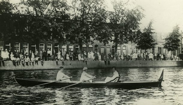 Historische roeirace tussen Leeuwarden en Groningen keert terug