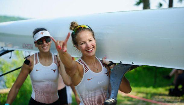 SB-roeisters winnen Hel: 'Heel blij en trots'