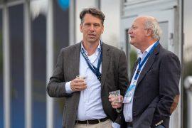 Bondsvoorzitter Rutger Arisz gaat op voor tweede termijn