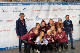 Nereusvrouwen winnen in Basel