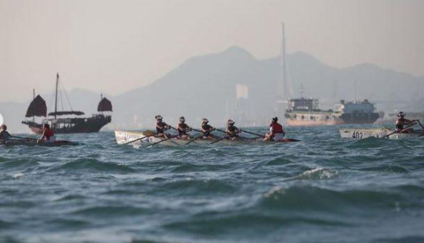 Coastal rowing waarschijnlijk op programma Parijs 2024
