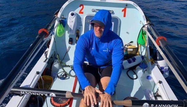 Talisker Atlantic Challenge: 'alles doet zeer, maar het is fantastisch'