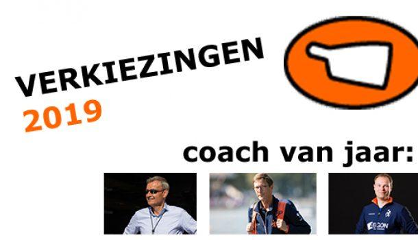 Wie wordt coach van 2019?