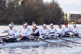 Nereus-vrouwen delven onderspit tegen Cambridge