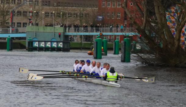 CvdK René Paas (ex-Gyas): 'Ogen in de boot? Ik zou het niet doen'