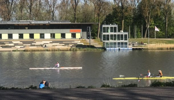 Hessel Evertse: 'Een botenloods is geen sportaccommodatie'