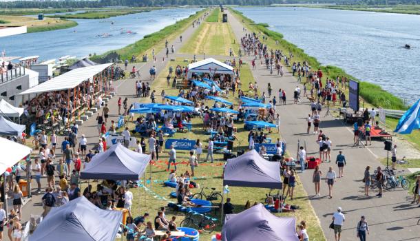 NSRF: wedstrijden op Willem-Alexanderbaan in aantocht