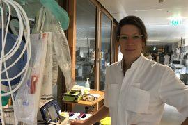 Maaike Head over werken op intensive care: ''onzekere en frustrerende tijden''