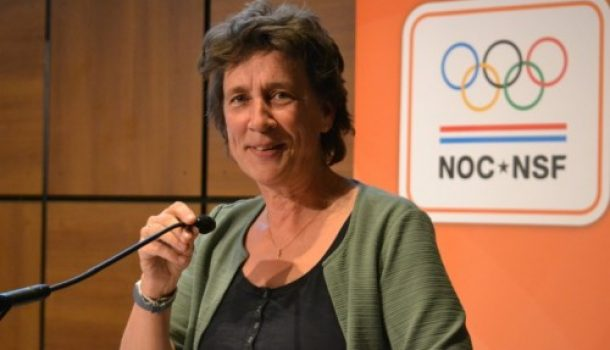 NOCNSFbaas Van Zanen breekt lans voor roeien