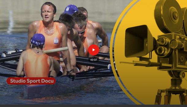Monumentaal verhaal: NOS volgde Holland Acht in aanloop naar OS 2000