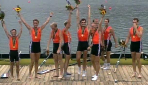 Andere Tijden Sport over de Holland Acht'96: winnen heeft een prijs
