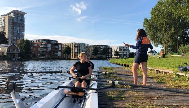 [promotie]Nu ook in Haarlem: leer roeien bij TopRow!