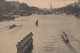 Filmpje: EK Amsterdam 99 jaar geleden gestart