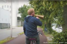 'Verwarde Utrechter achtervolgt roeiploegen'