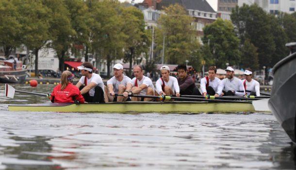 De Amstel en De Hoop winnen bekers op de Amstel