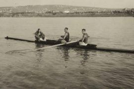 EK 1932: goud in de twee met stuurman van Triton