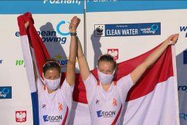 Ilse Paulis en Marieke Keijser ook Europees kampioen
