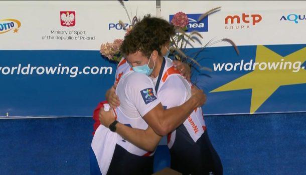 Beukers, Broenink en Röell over hun gouden medailles