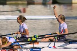 Marieke Keijser: 'Wat er ook gebeurt, wij staan er', Holland Acht pakt houten medaille