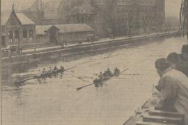"1938:  onderlinge wedstrijd van ""Laga"""