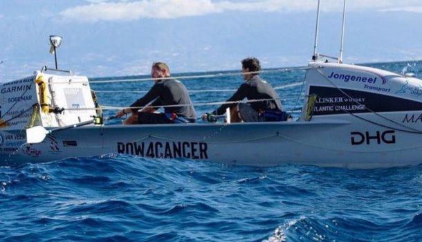 Slats wederom aan de leiding bij Atlantic Challenge