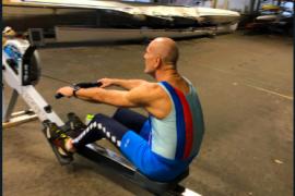 Martin Luirink scherpt wereldrecord aan: 6:41,7