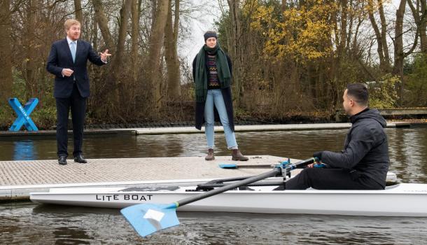 'Liteboat: veilige en lekker roeiende skiffs'