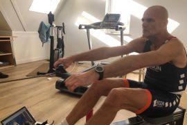 Bernelot Moens scherpt wereldrecord aan, Luirink prolongeert twee titels