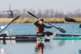 Willem-Alexanderbaan wordt topsportlocatie voor kanoërs